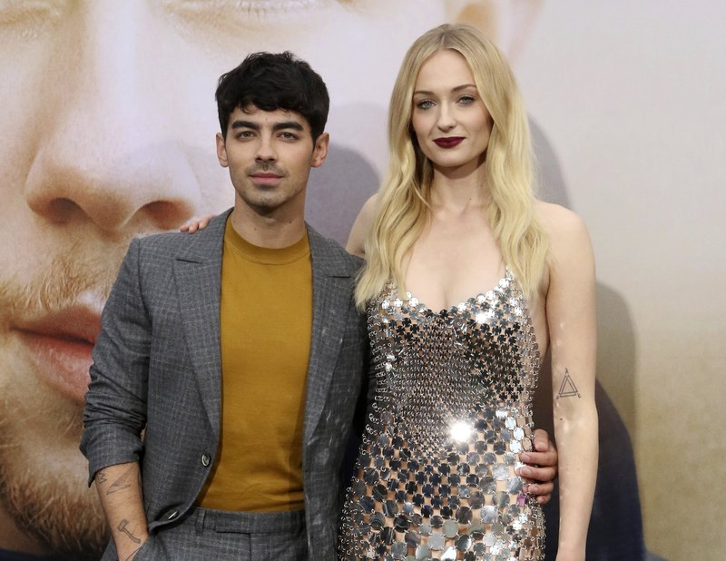 Sophie Turner Joe Jonas Greet First Child