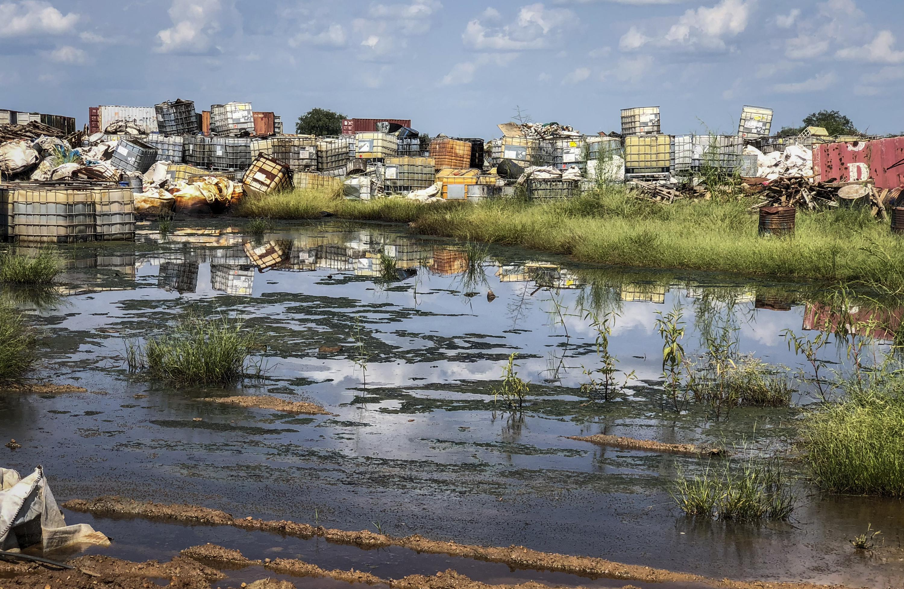 South Sudan buries reports on oil pollution, birth defects