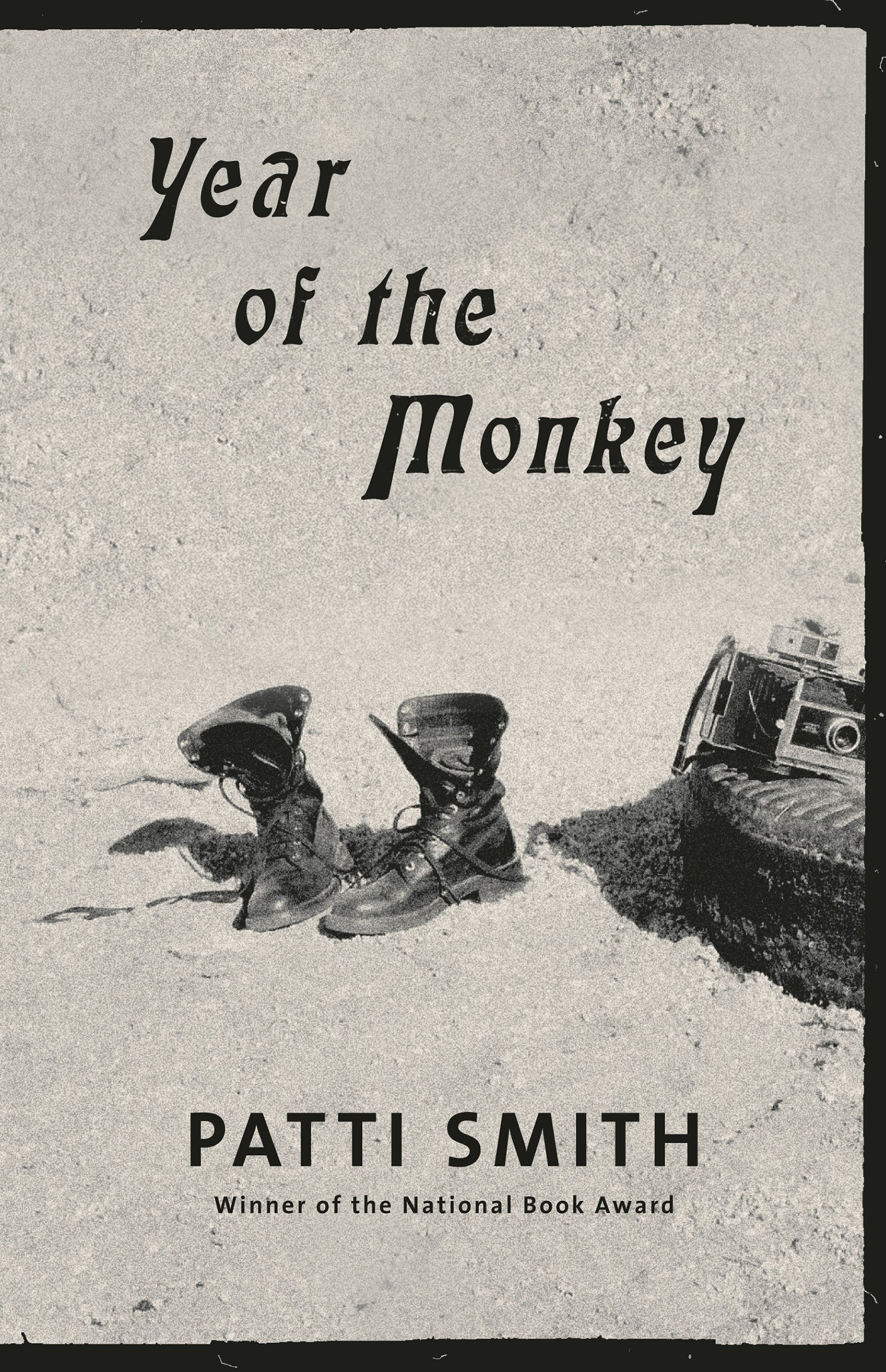 Patti Smith's new autobiographical tome is set in 2016