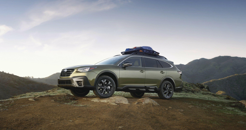 Edmunds Compares 2020 Subaru Outback And Hyundai Santa Fe