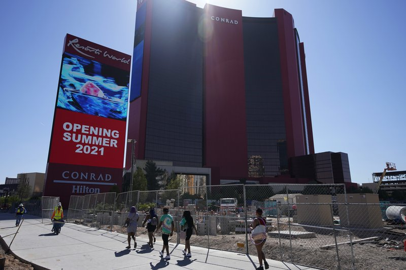 After 7 years of planning, one of largest casino projects on Vegas Strip set to open