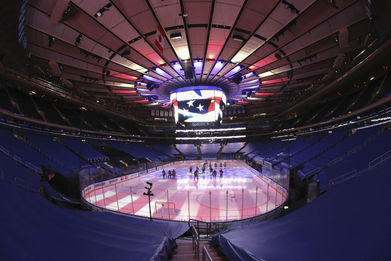 NHL adds game-day rapid testing to stem COVID-19 outbreaks