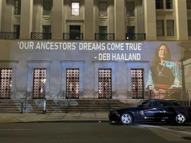 Deb Haaland's confirmation hearing will be closely watched with renewed hope in tribal communities