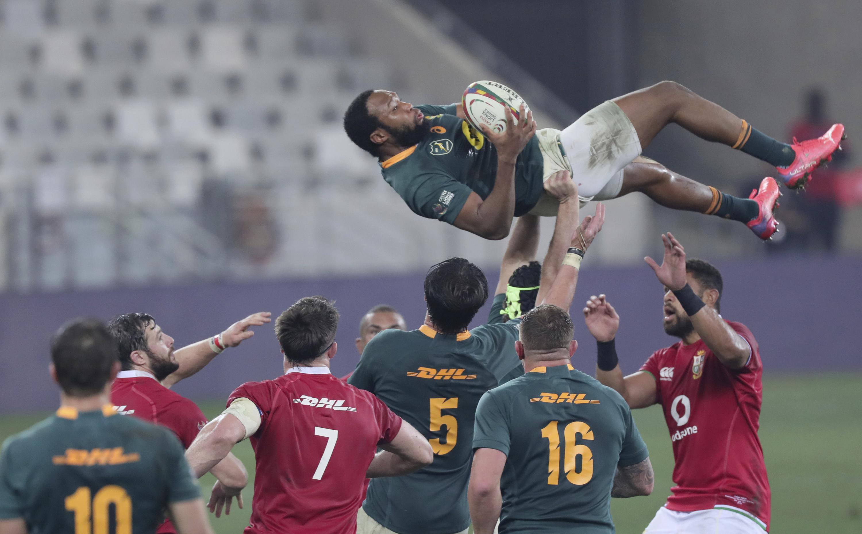 Boklash: Springboks beat Lions 27-9 to set up series decider