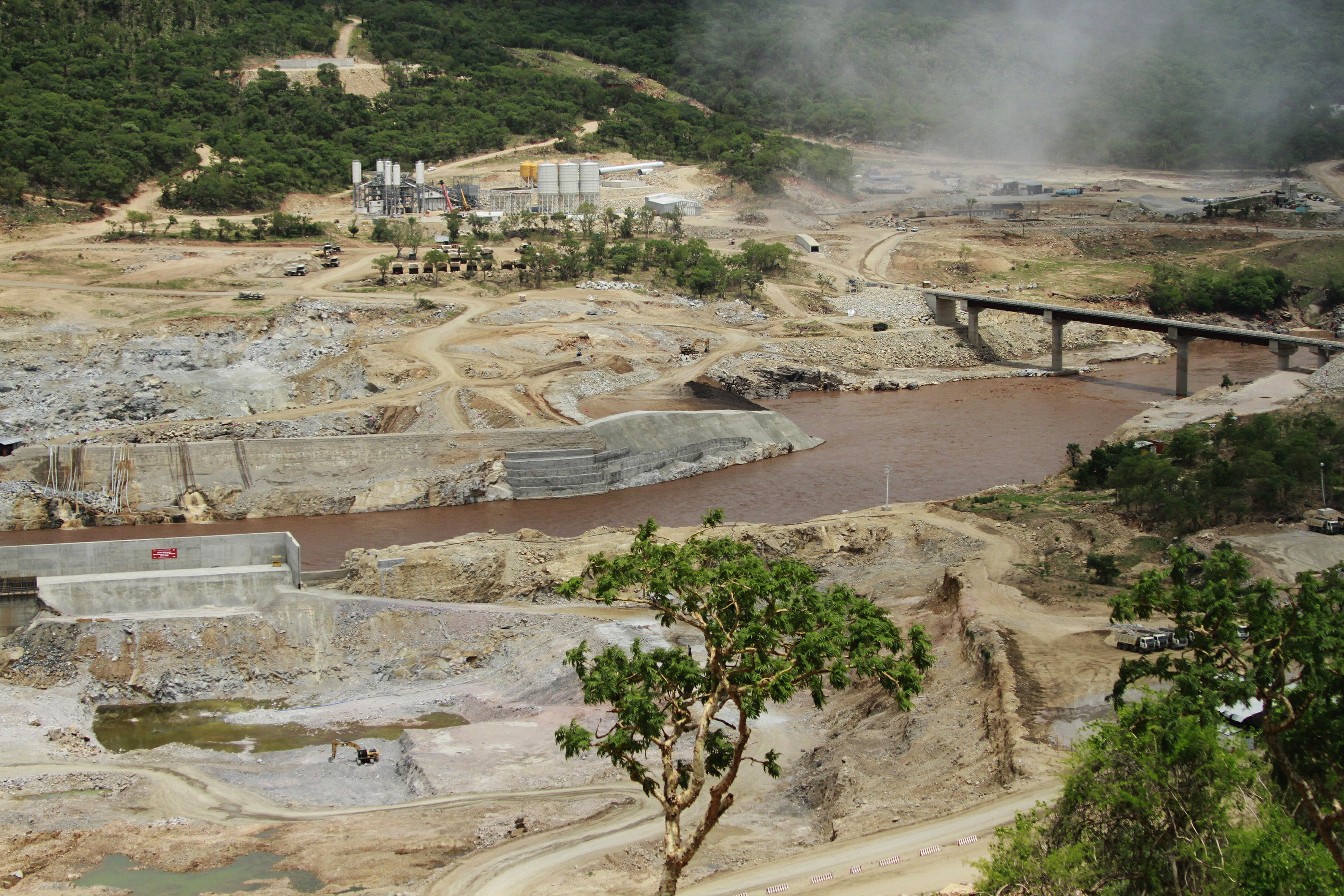 3 African nations meet to draft deal on Nile dam dispute