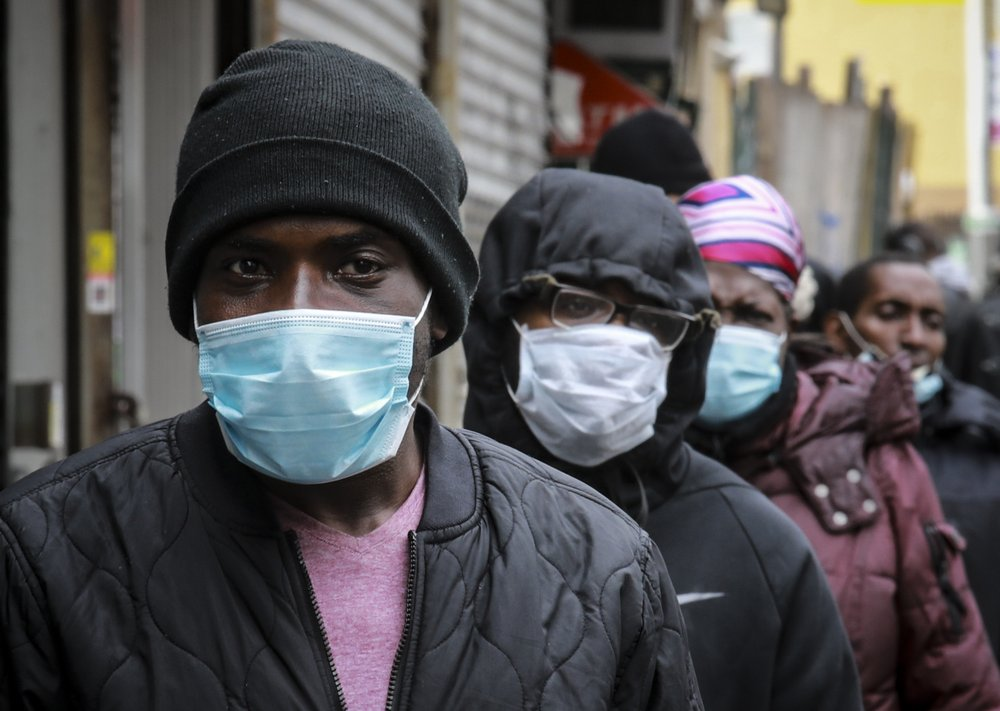 A growing number are pressuring the federal government to outline clear strategies to blunt the devastation of the coronavirus plague on African Americans and other communities of color