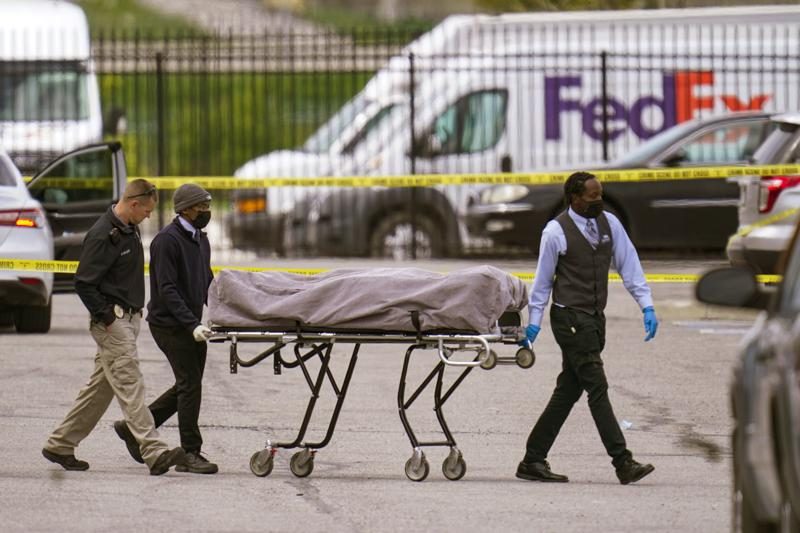 Shooter in FedEx shooting identified as 19-year-old Brandon Scott Hole of Indiana