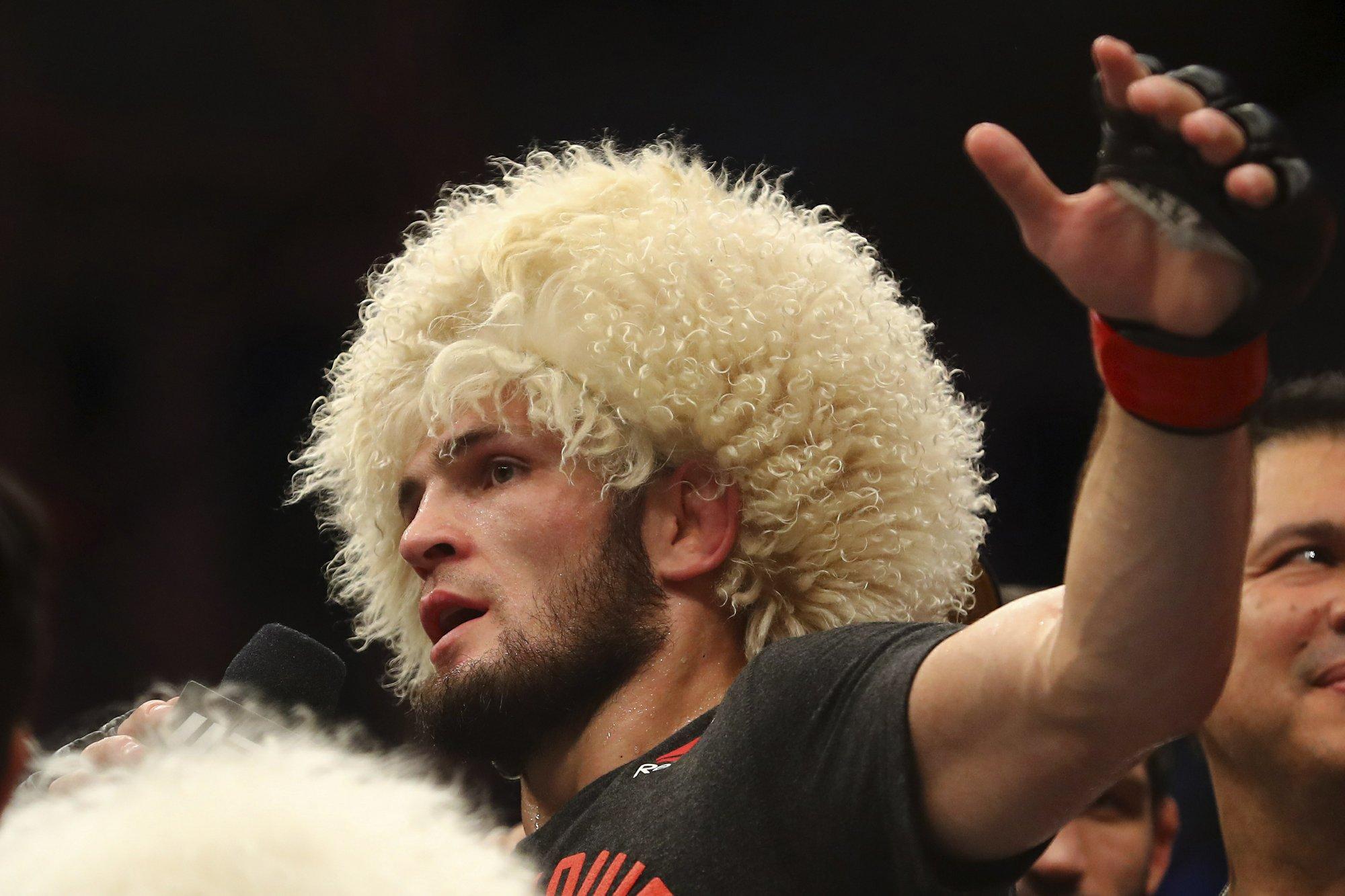 Putin praises 'tough' Nurmagomedov for UFC title defense