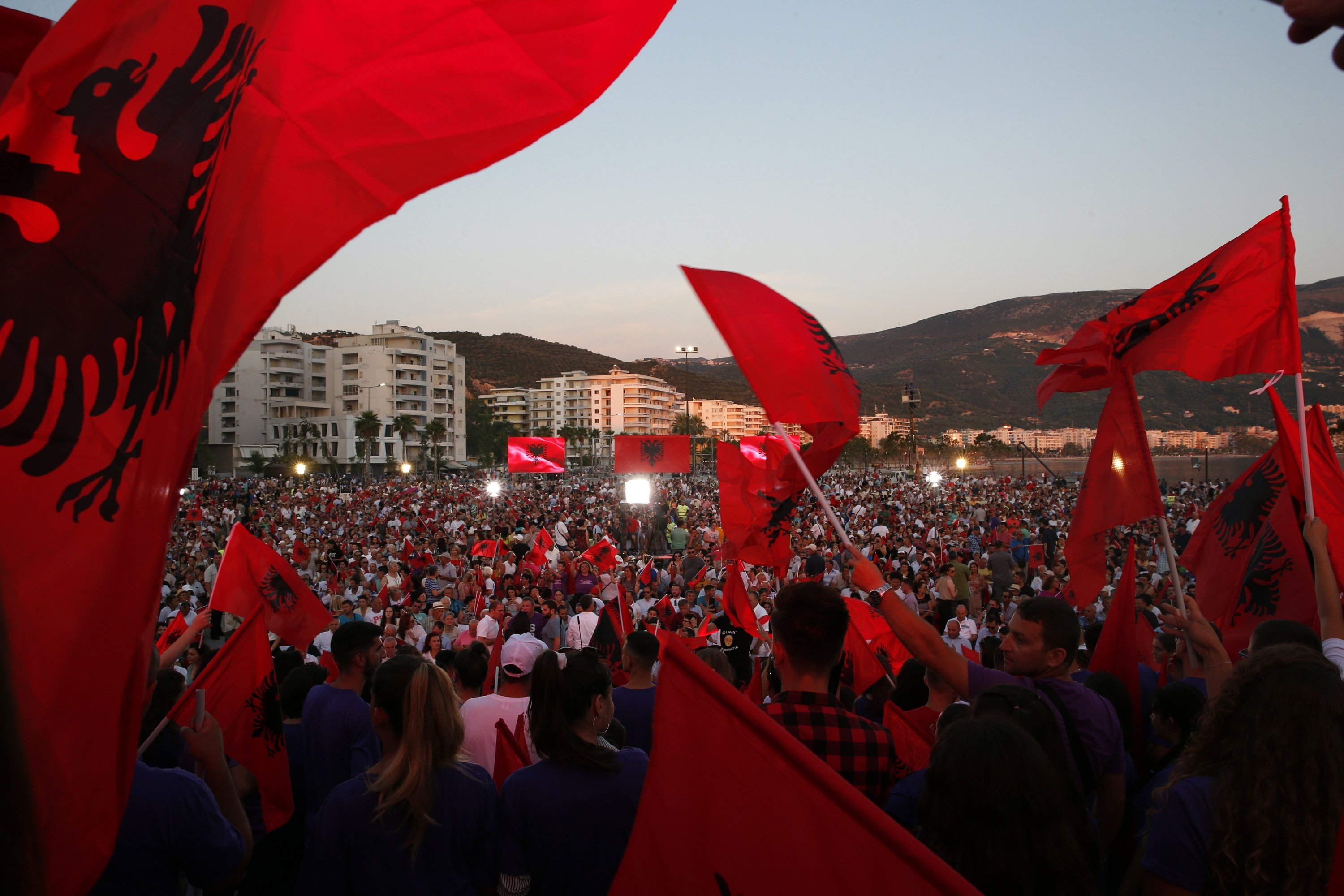 AP Explains: Sudden importance of Albania's local elections