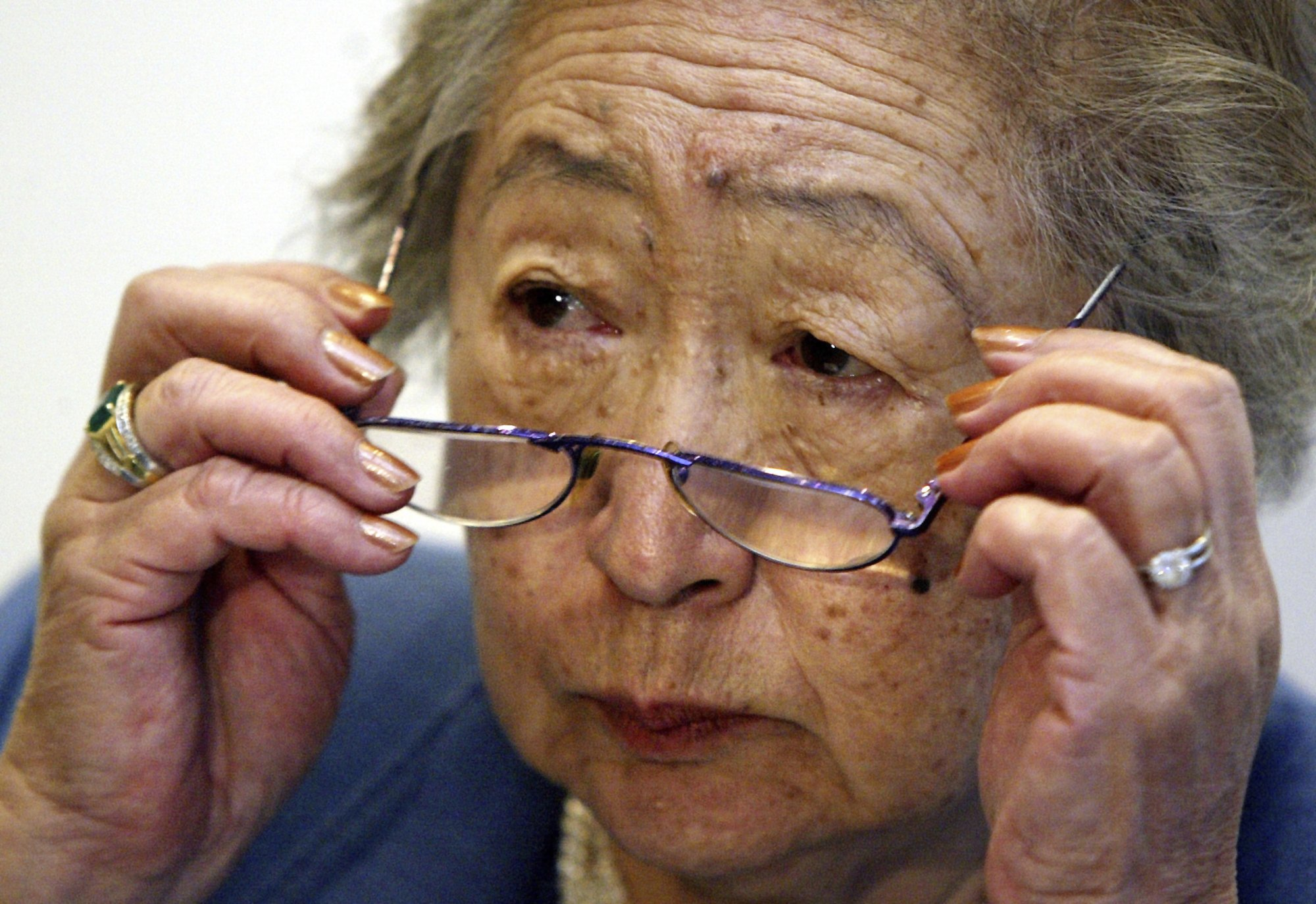 Former top UN refugee official Sadako Ogata dies at 92