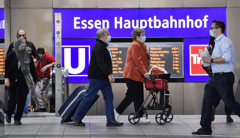 Alemania suspende pruebas obligatorias de coronavirus