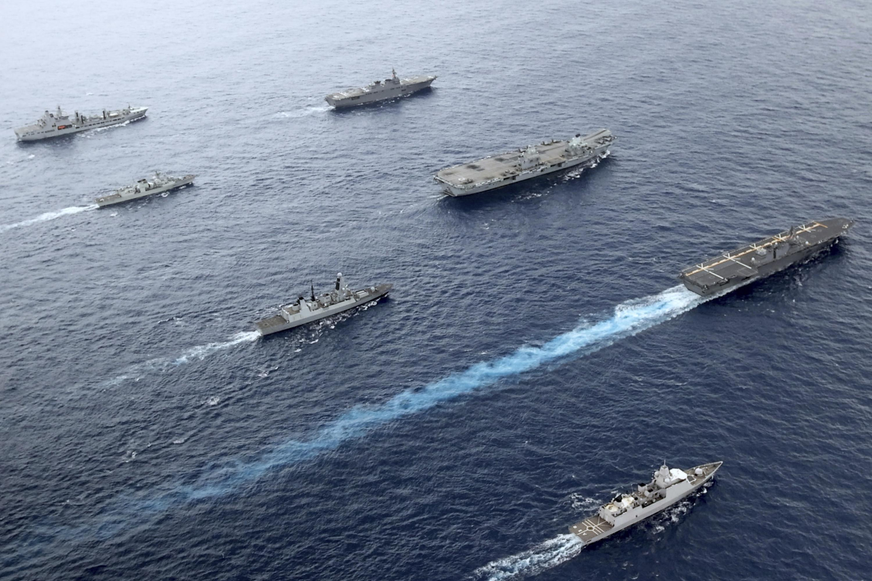 Tensions grow as US, allies deepen Indo-Pacific involvement – Associated Press