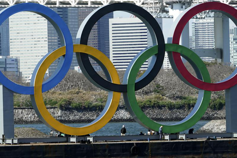 Tokyo Olympics off the starting block in the race towards next year's games