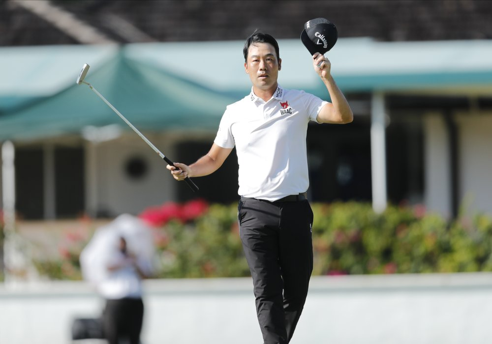 Kevin Na to win the Sony Open
