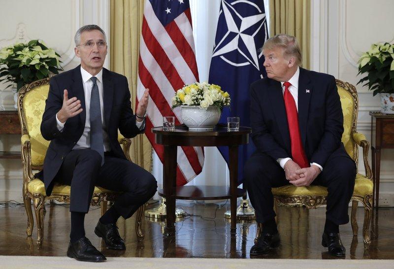 Trump Ataca A Macron Sus Por Declaraciones Sobre La Otan