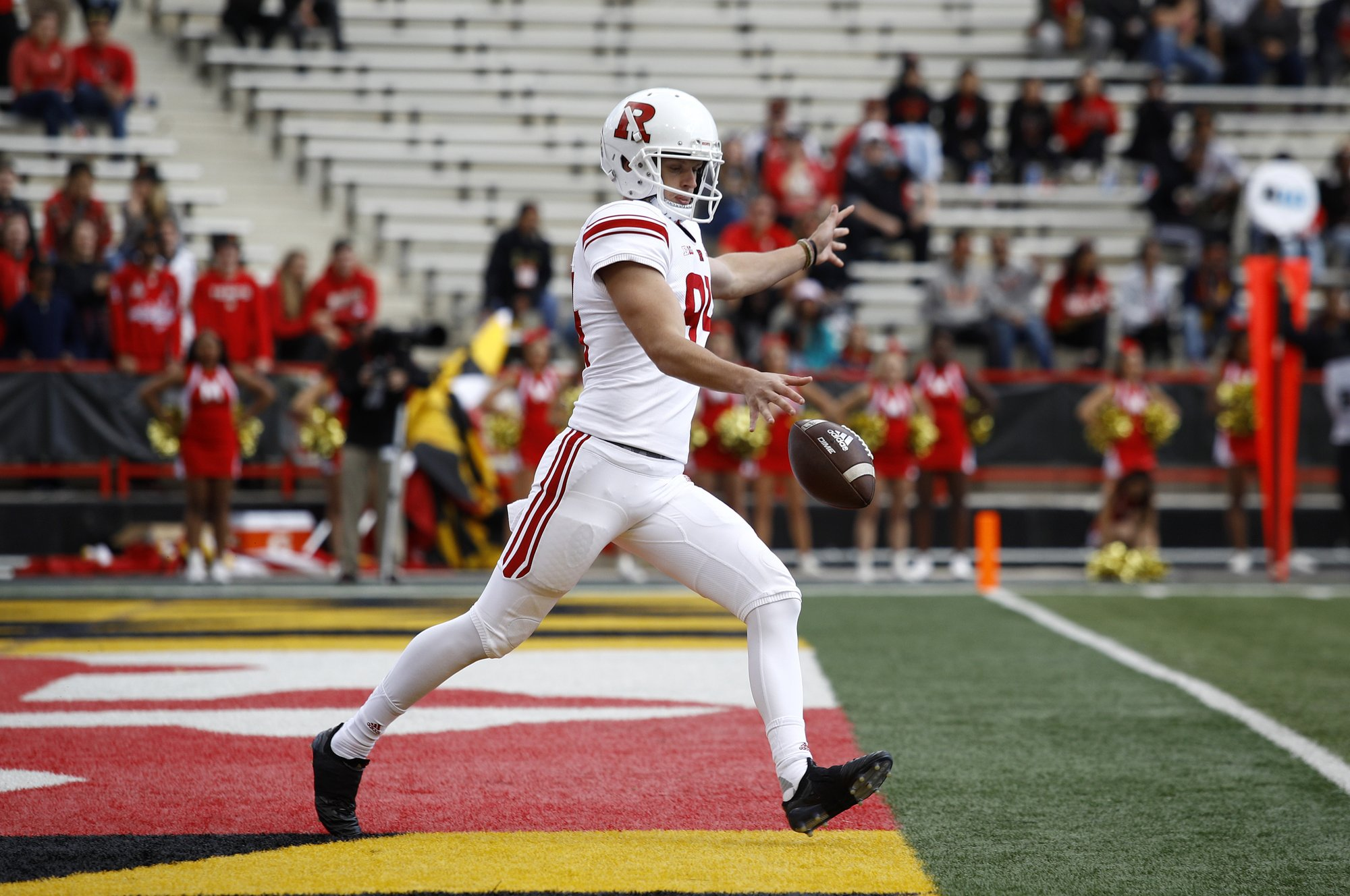 Big Ten has some of nation's top punters, and 4 Australians