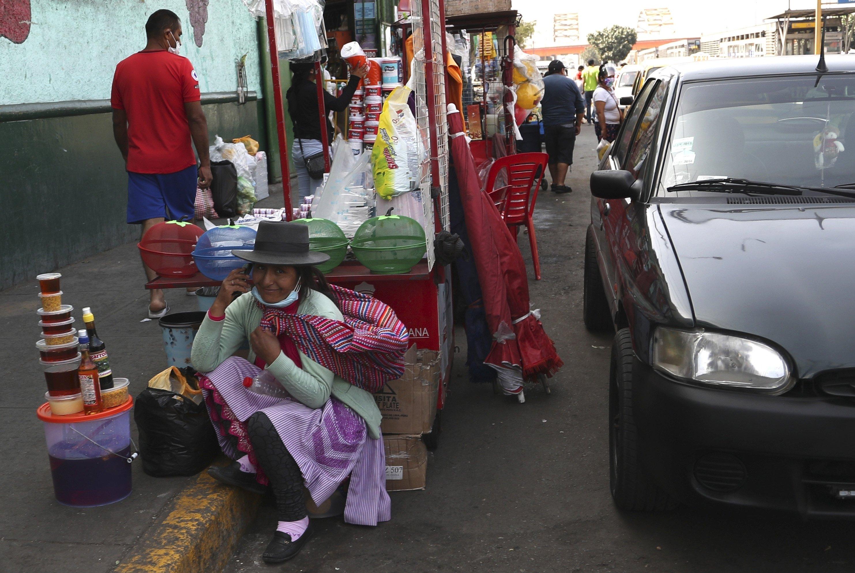 apnews.com: The Latest: Many Peruvians ignore new virus lockdown orders