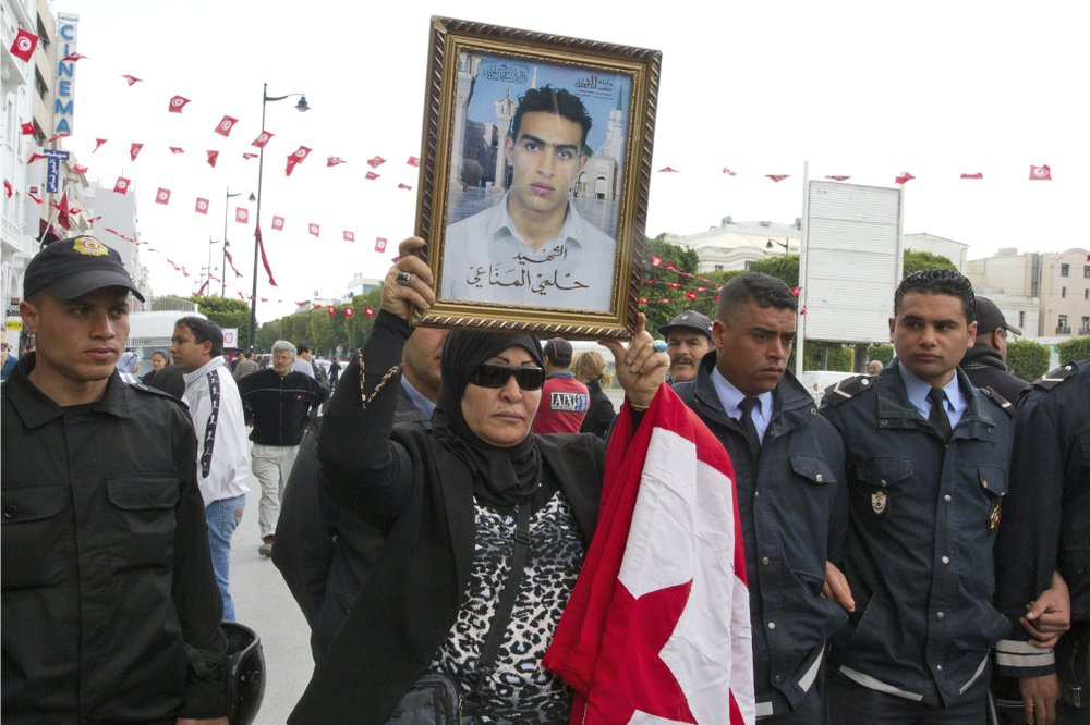 Nostalgia for former more stable and prosperous time challenges Tunisia's democratic gains