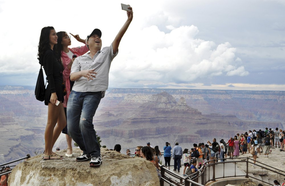 The long-running debate over how connected national park visitors can or should be to the internet continues