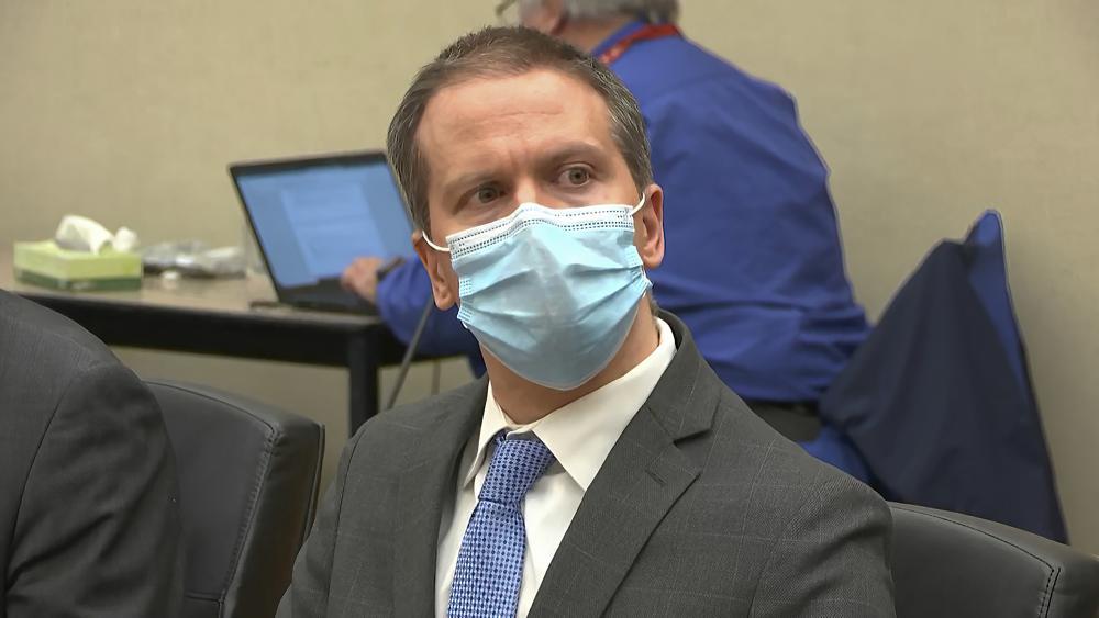 Extra juror in favor of Derek Chauvin's conviction