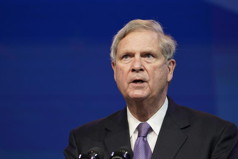 Tom Vilsack confirmed as agriculture secretary for the second time