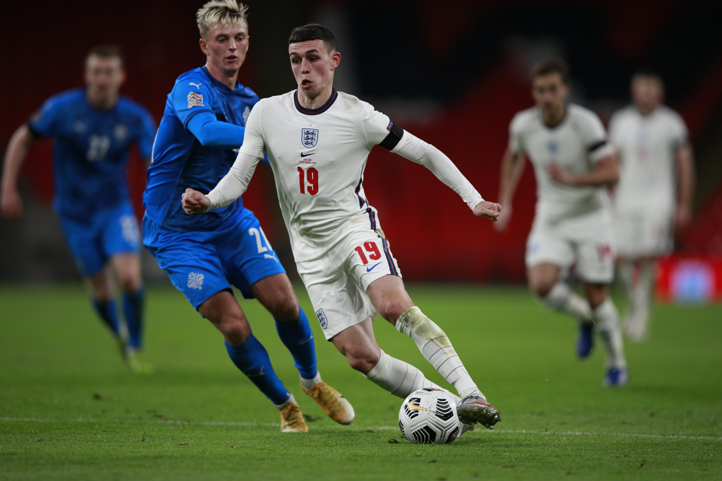 Foden wins over Southgate again with first England goals