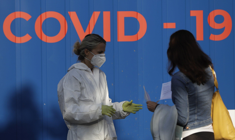 Europe scrambles to contain rise in coronavirus cases