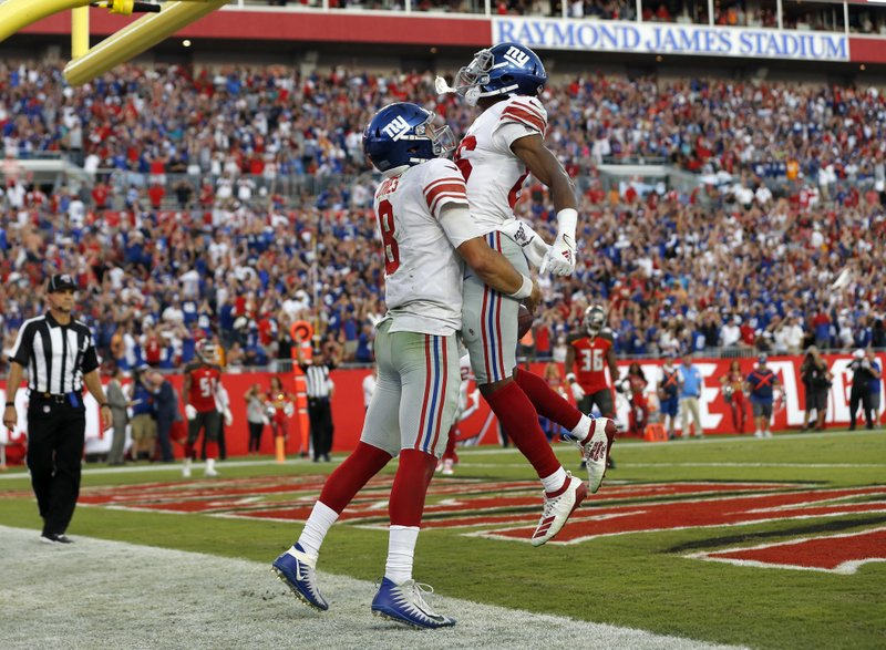 While Jones Was Great Giants Need A Lot More From Defense