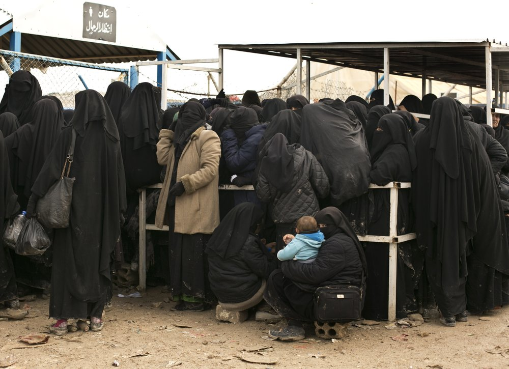 Killings increase in Syria al-Hol camp housing Islamic State families; IS militants suspected