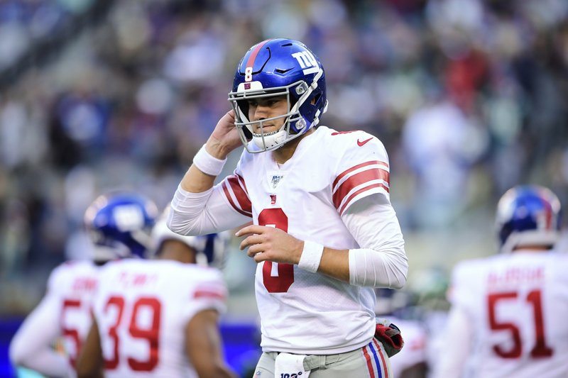 New York Giants Schedule 2020.Giants Should Start Looking To 2020 With 2 8 Mark