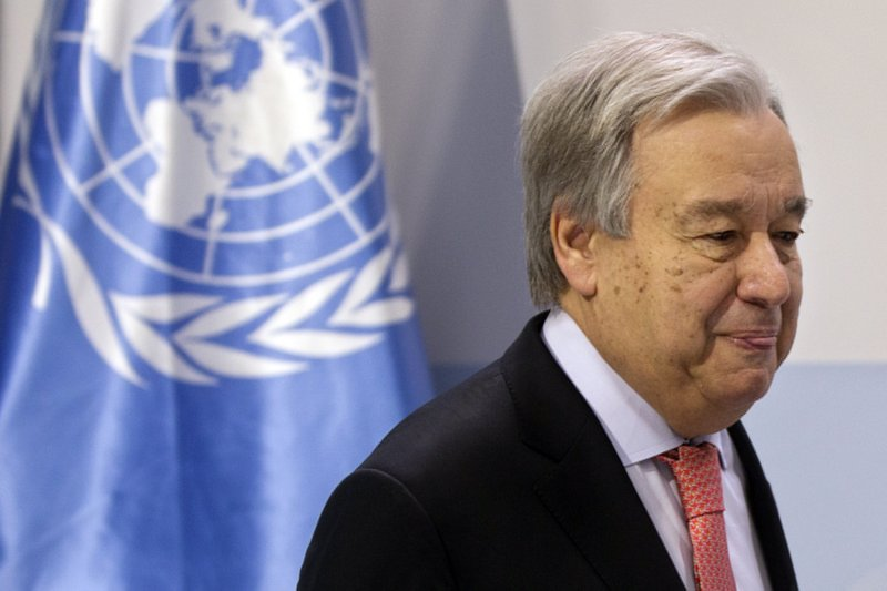 UN Chief: World is at Point of No return