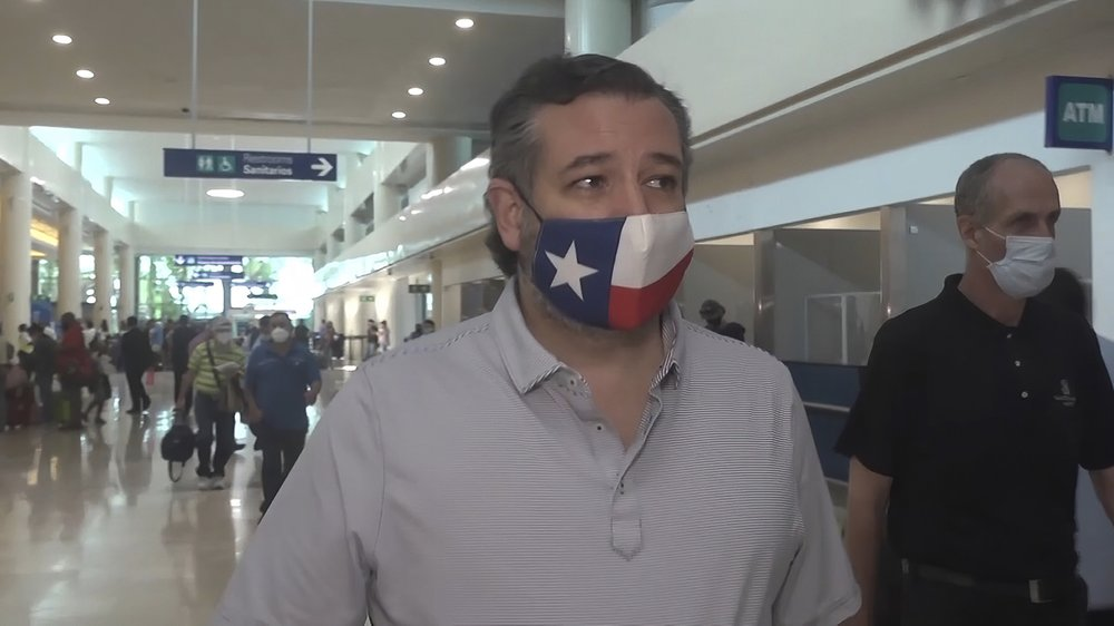 Ted Cruz under further attack for trip to Cancun when his constituents needed him the most