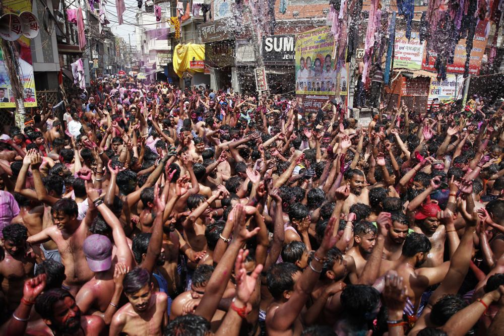 Why is India's virus surging at such a rapid rate: crowded events