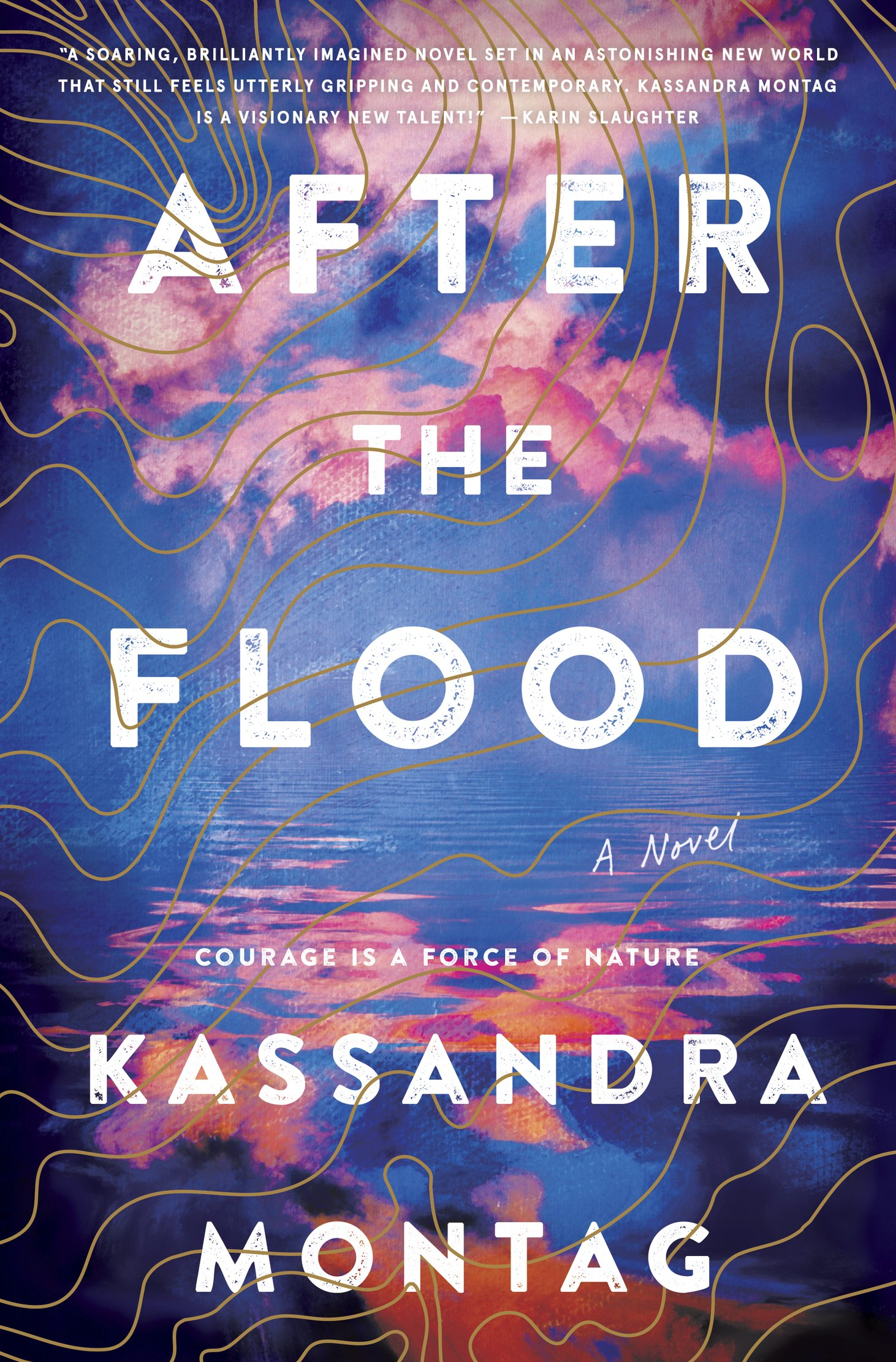 Review: Dystopian and watery Earth hosts 'After the Flood'