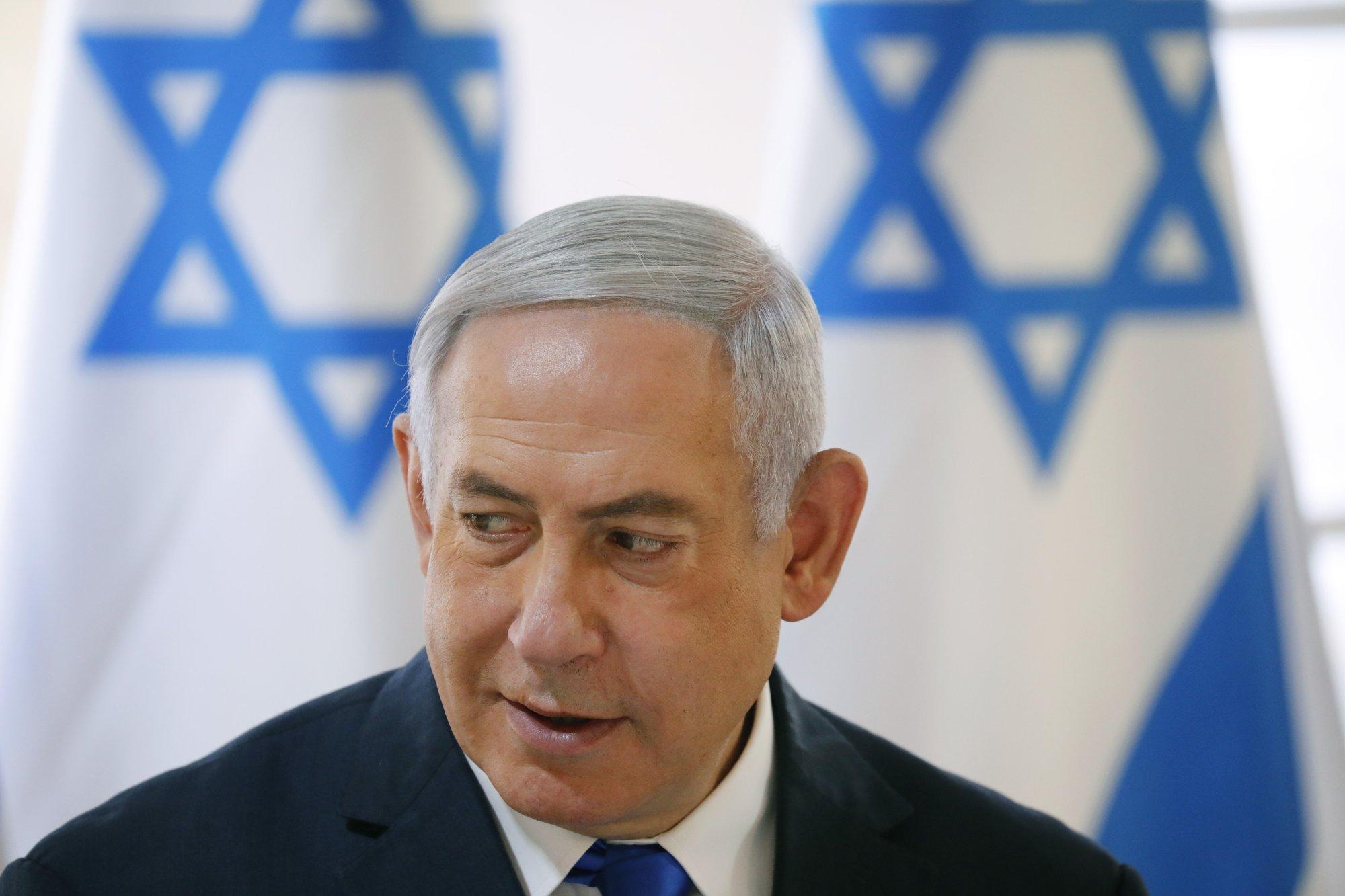 Israeli leader vows to annex West Bank settlement enclave