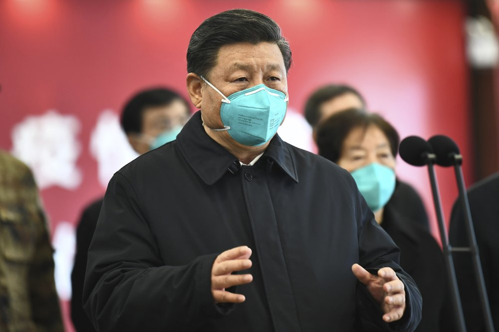China delayed in notifying its people of pandemic for first 6 critical days
