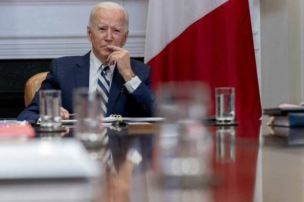 U.S. relationship with Russia, China faces severe tests as President Biden takes a tough line