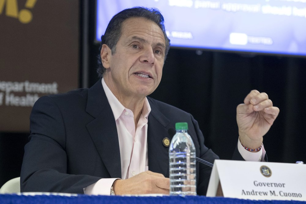 Gov. Andrew Cuomo among contenders for Biden's Attorney General