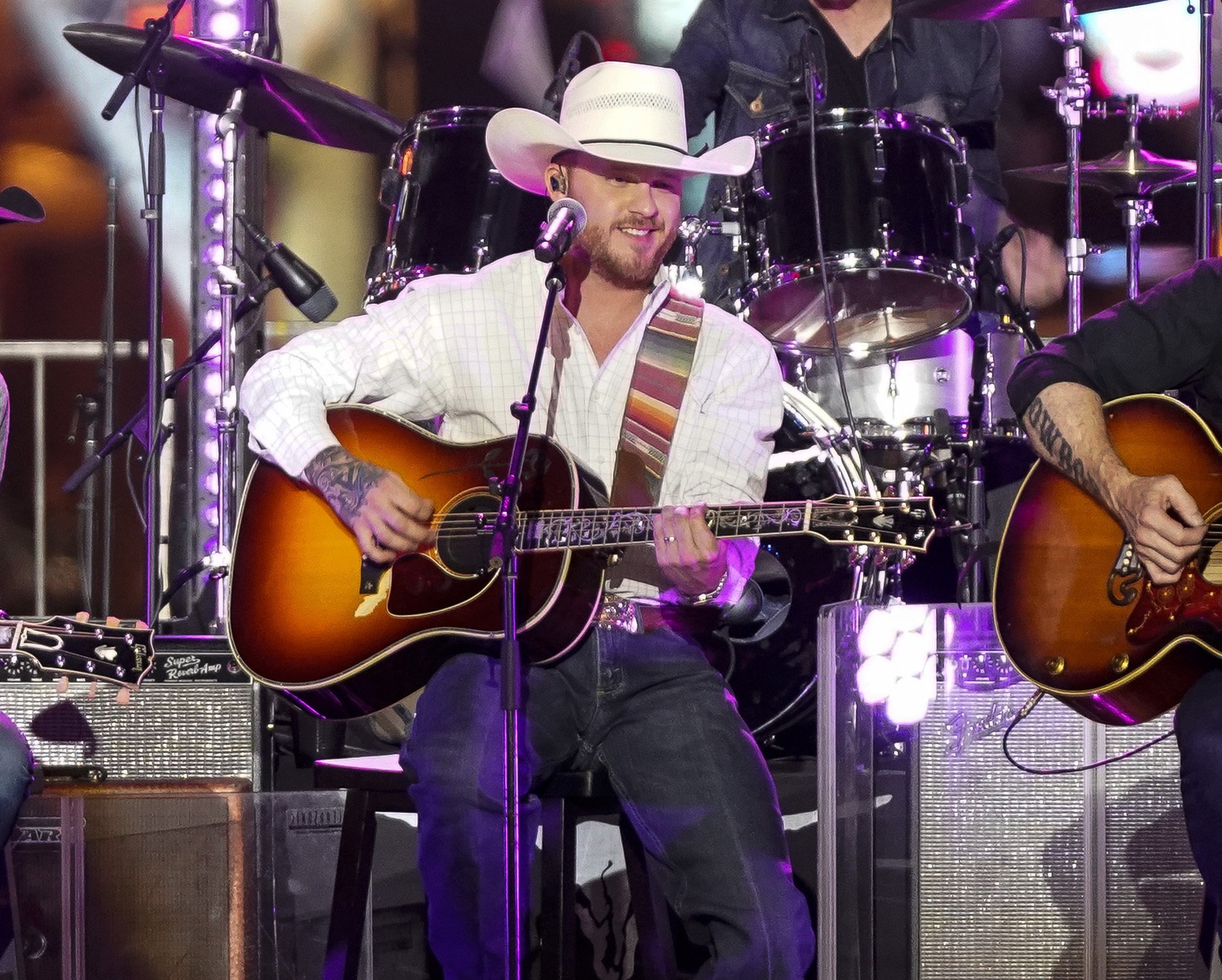 Cody Johnson is bridging the Texas-Nashville musical gap