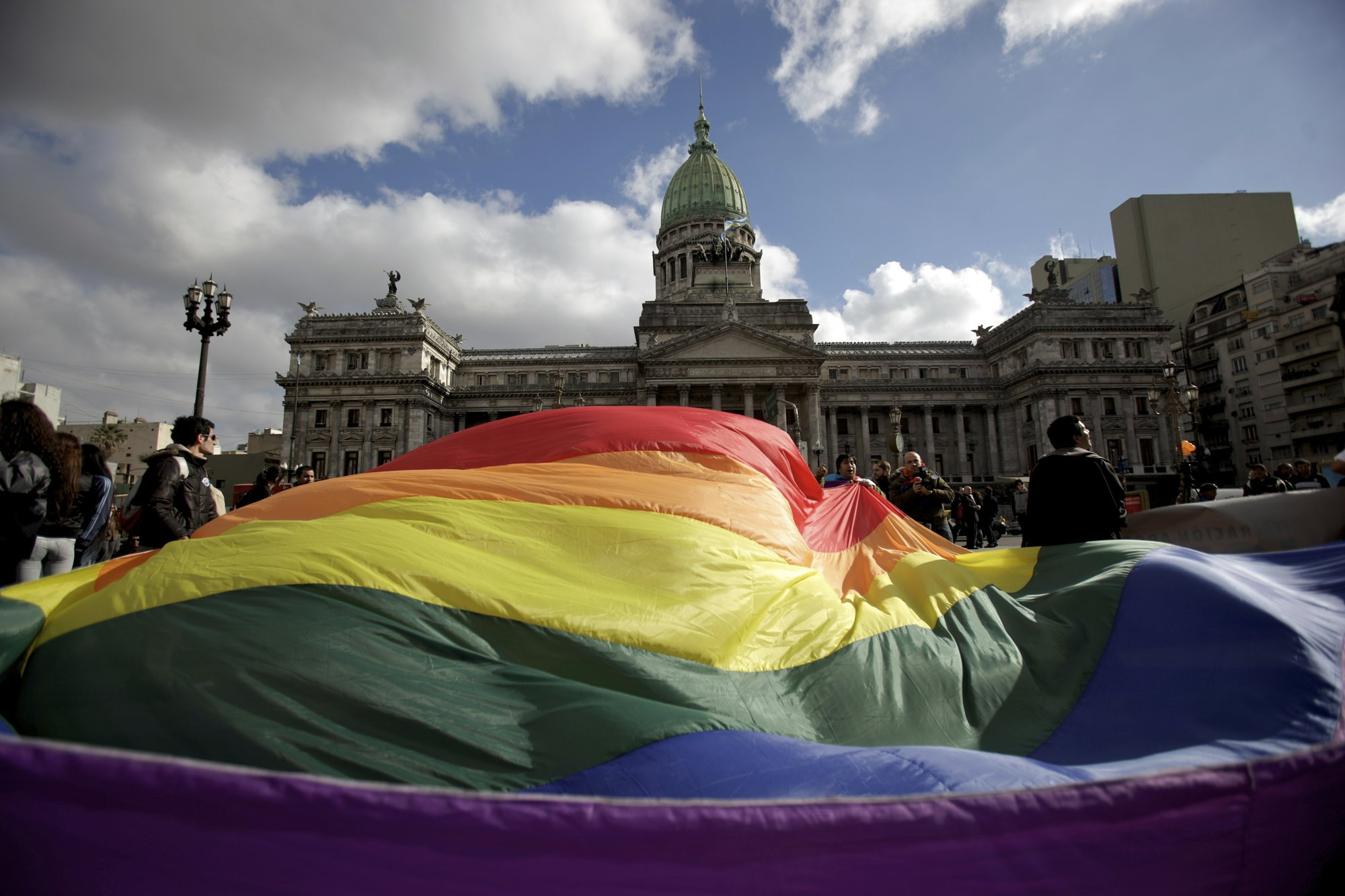AP Explains: The rocky rise of LGBT rights in Latin America