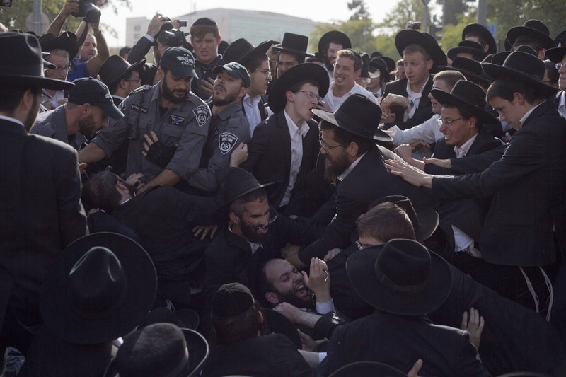 Israel confirms ultra-Orthodox draft figures were inflated
