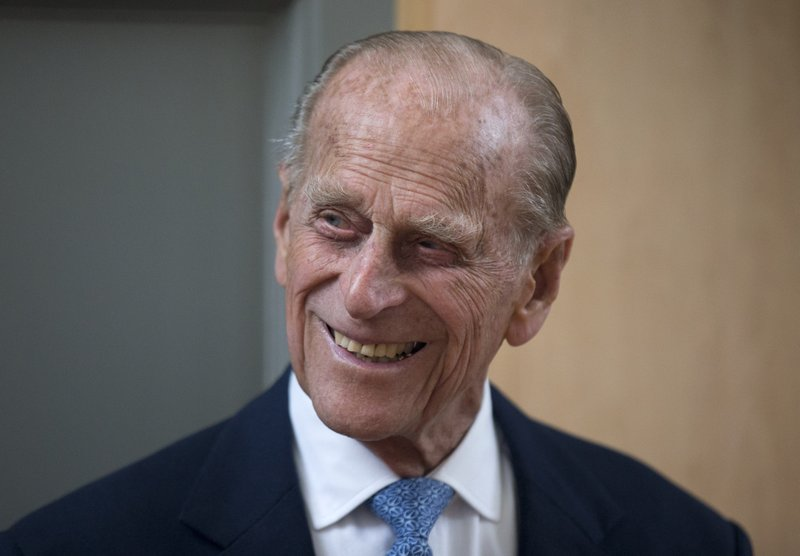 """Archivists uncover handwritten note to Nixon where Prince Philip """"humbly apologize"""" for failing to toast the president's health"""