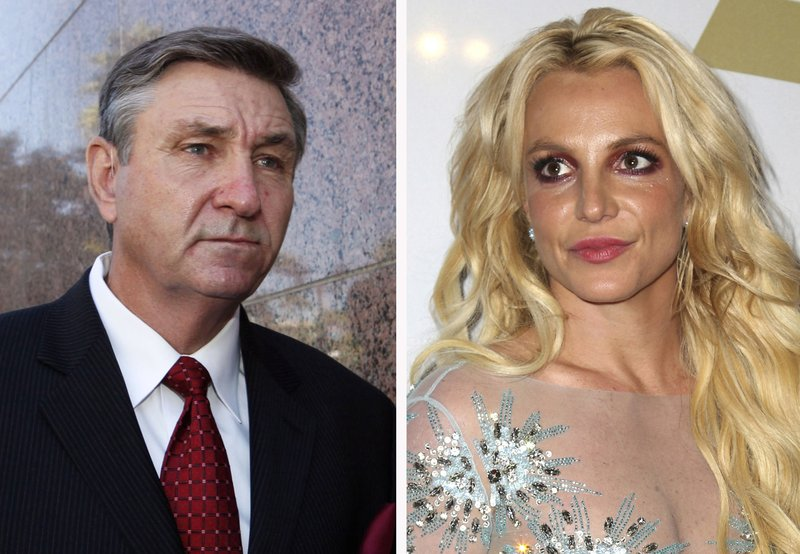 Britney Spears Asks Court To Curb Father S Power Over Her
