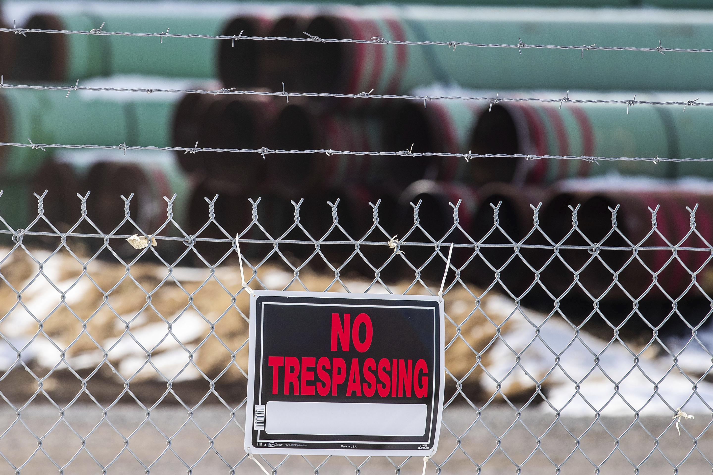 Keystone XL pipeline halted as Biden revokes permit