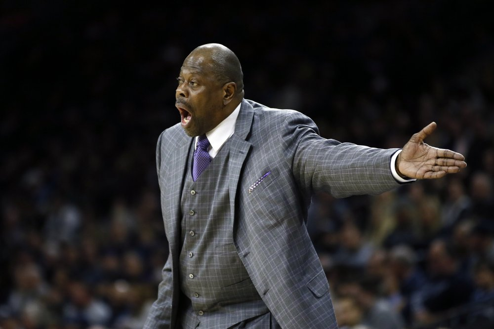 """""""This virus is serious and should not be taken lightly,"""" says Patrick Ewing who tested positive for COVID-19"""