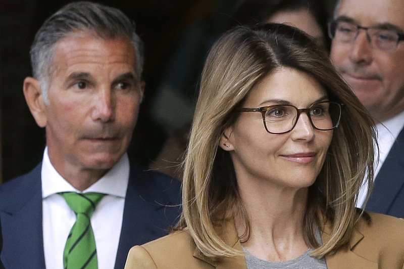 Lori Loughlin released after serving prison term in college scam