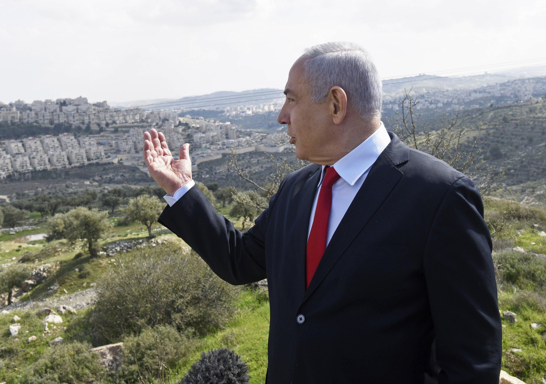 Palestina acusa a Netanyahu de engañar al mundo sobre plan de anexión