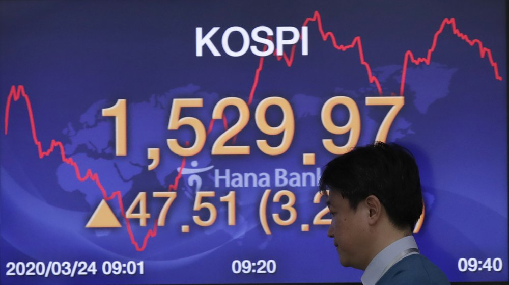 Tokyo logged its biggest daily gain since 2008