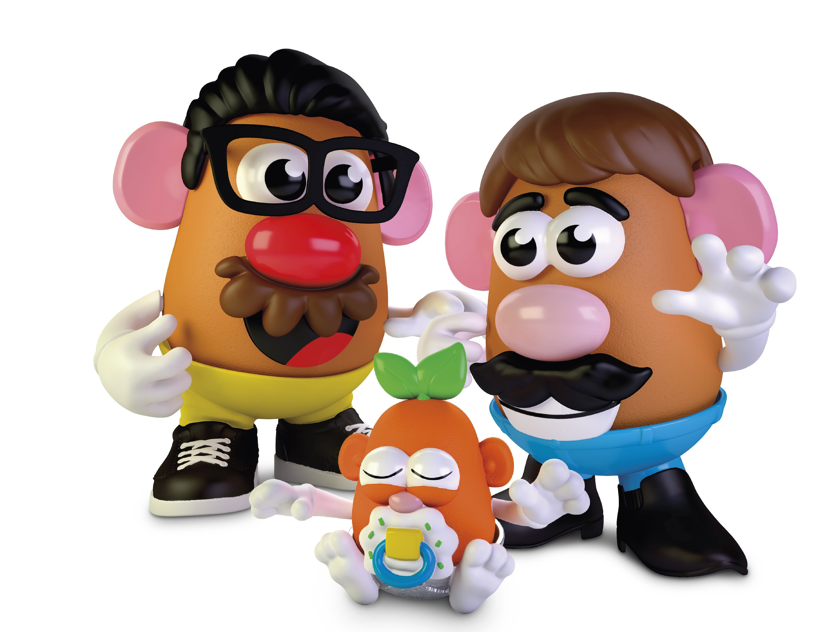 Current Status: Mr. Potato Head drops the mister, sort of