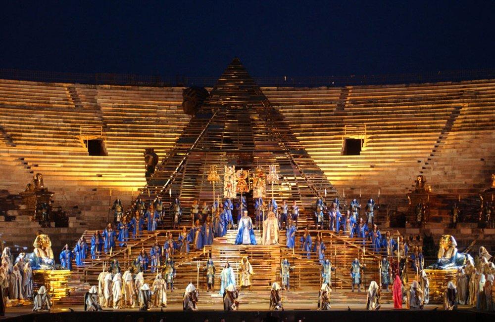 Verona Arena shows optimism, announces summer opera lineup despite coronavirus pandemic still lurking